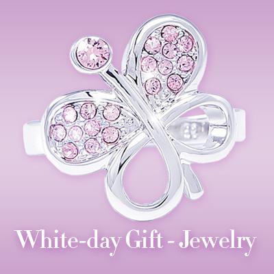 White-day Gift - Jewelry