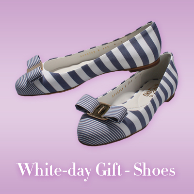 White-day Gift - Shoes