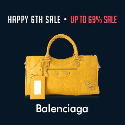 Happy 6th Sale: Balenciaga