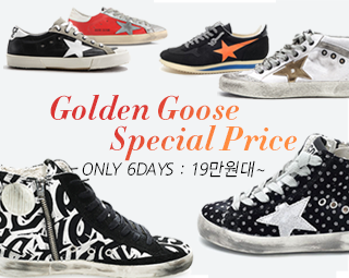 only 6days : Golden Goose Special Price