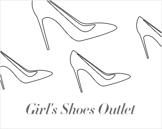 Girl's Shoes Outlet