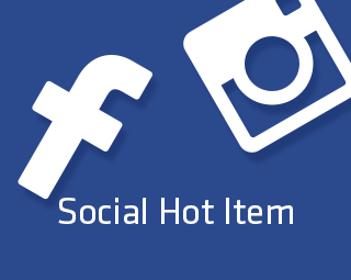 Social Hot Items!