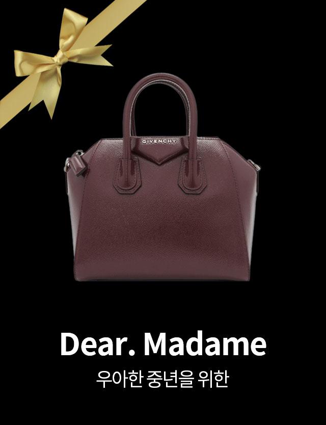 Dear. Madame