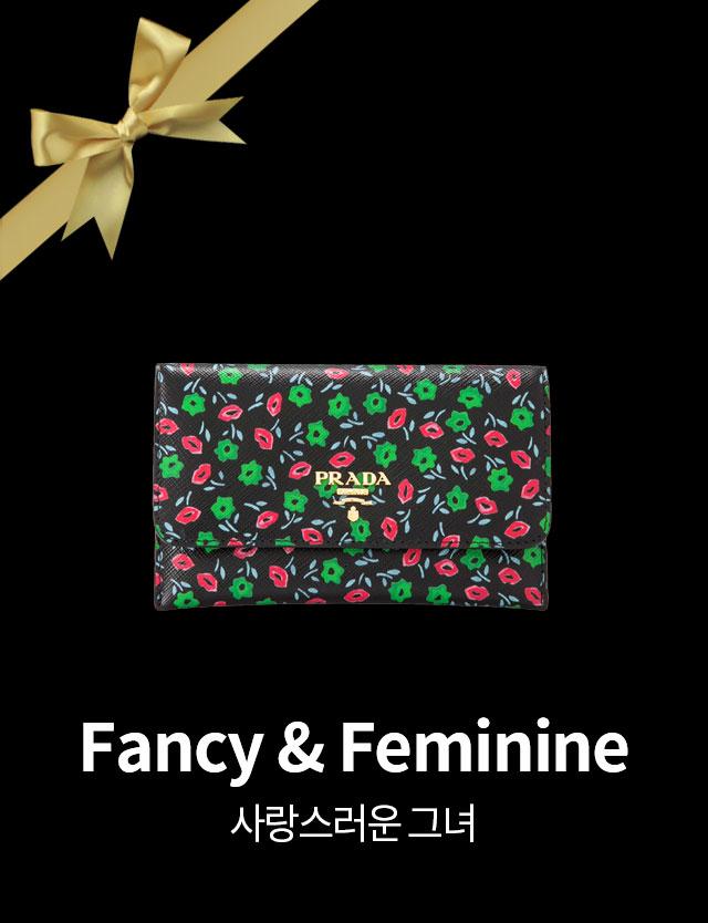 Fancy & Feminine