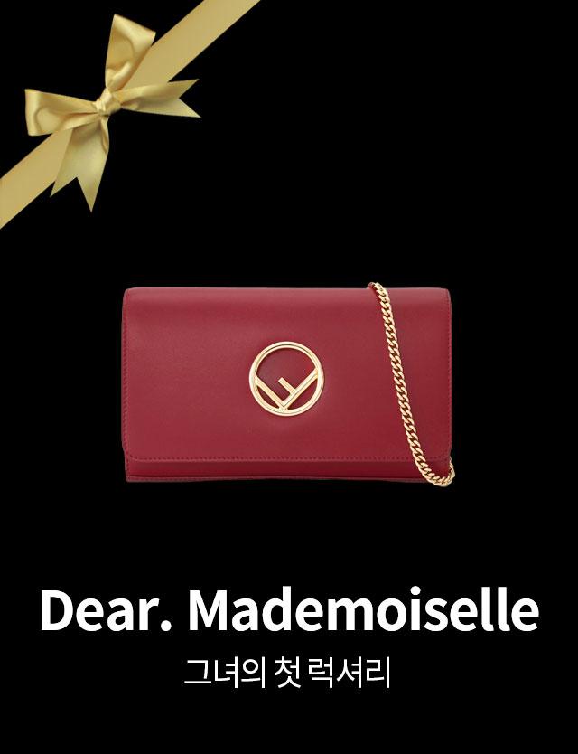 Dear. Mademoiselle