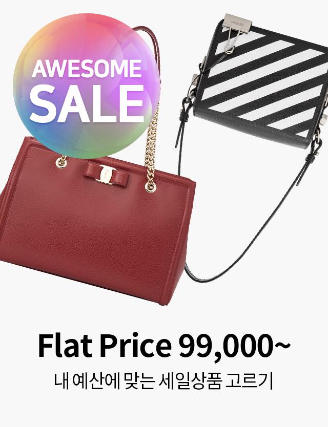 Flat Price 99,000~