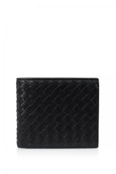 Bottega Veneta Men's Intrecciato VN Bifold Wallet