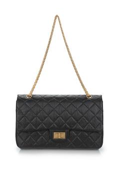Chanel 2.55 Large Flap Bag [Gold]